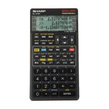 main images ماشین حساب شارپ مدل EL-5120