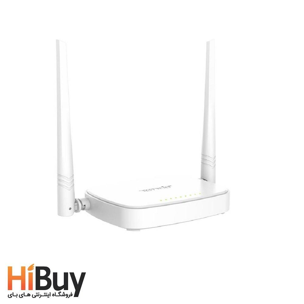 تصویر مودم روتر ADSL2 Plus تندا مدل D301 V4 Tenda D301 V2 ADSL2 Plus Modem Router