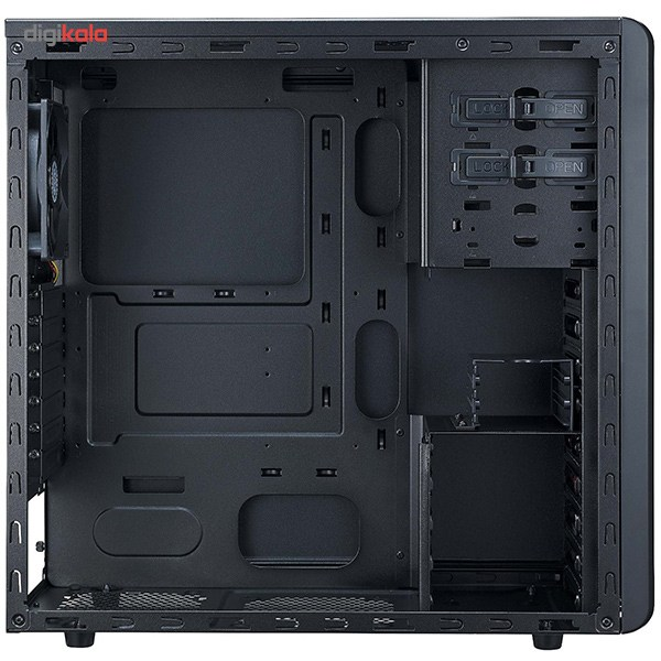 تصویر کیس کولرمستر ان 500 کیس Case کولر مستر N500 Case