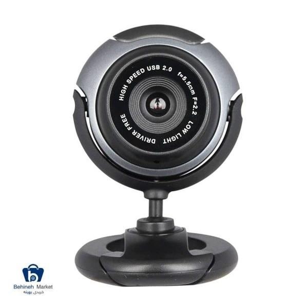 تصویر مشخصات، قیمت و خرید وب کم ای فورتک مدل PK-710G A4tech PK-710G Webcam