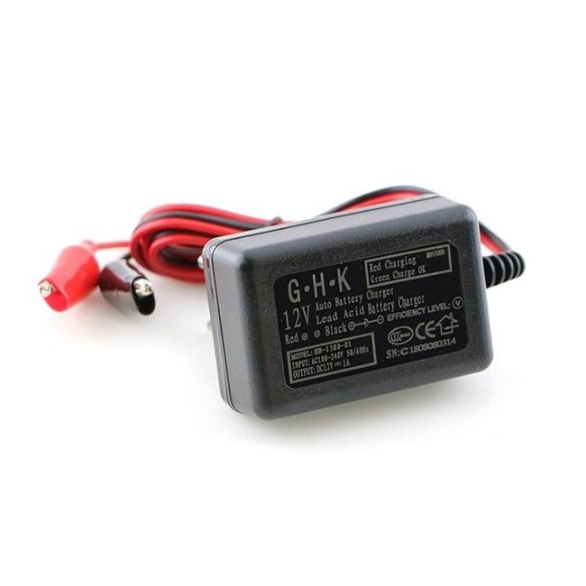 شارژر باتری خشک ۱۲ ولت