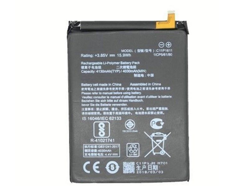 تصویر باتری اصلی ایسوس Asus Zenfone 3 Max ZC520TL