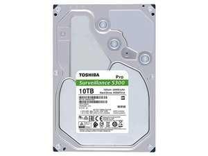 تصویر هارد دیسک توشیبا مدل  Toshiba Surveillance S300 10TB  Pro