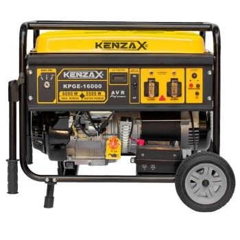 تصویر موتور برق کنزاکس مدل KPGE-16000