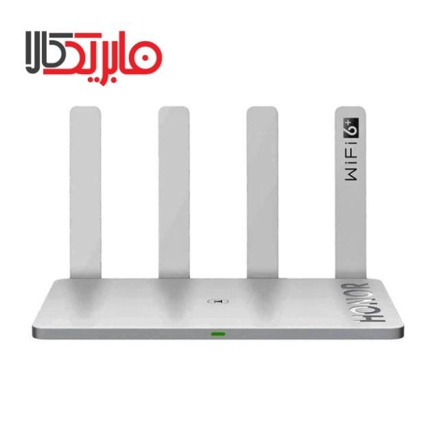 تصویر مودم روتر +Honor router 3 WiFi6