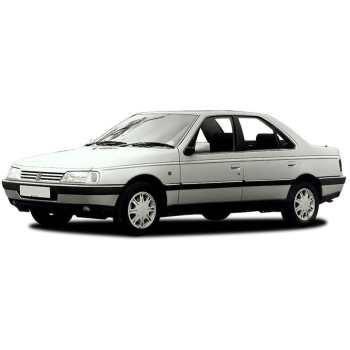 خودرو پژو 405 GLI دنده ای سال 1395 | Peugeot 405 GLI 1395 MT