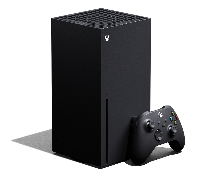 تصویر کنسول بازی مایکروسافت Xbox Series X ایکس باکس سری ایکس Xbox Series X