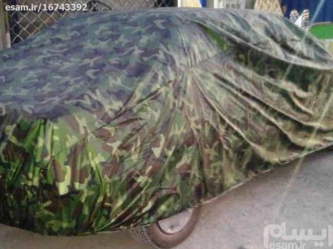 چادر ماشین سایز Large مناسب پژو 405 ،پارس و مشابه |