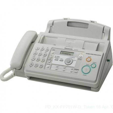 تصویر فکس کاربنی پاناسونیک FP-701CX Panasonic FP-701CX Fax