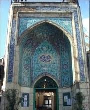 تصویر مسجد گیاهی منطقه 1