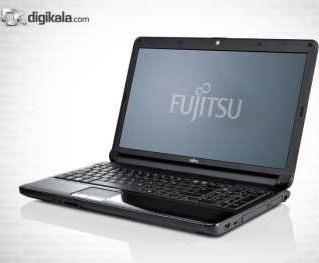 Fujitsu LifeBook AH530 | 15 inch | Core i5 | 4GB | 320GB | لپ تاپ ۱۵ اینچ فوجیستو LifeBook AH530