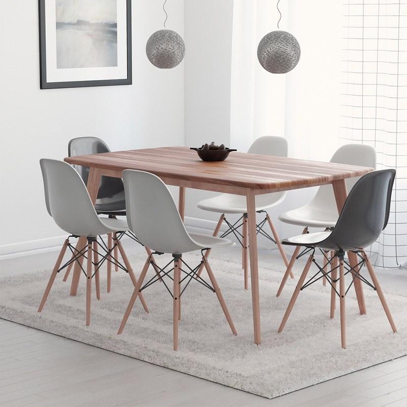 عکس میز ناهارخوری شش نفره آرات  میز-ناهارخوری-شش-نفره-ارات