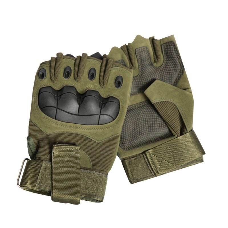 تصویر دستکش نیمه انگشت اوکلای مدل اصلی ا Oculine Half Finger Gloves Oculine Half Finger Gloves