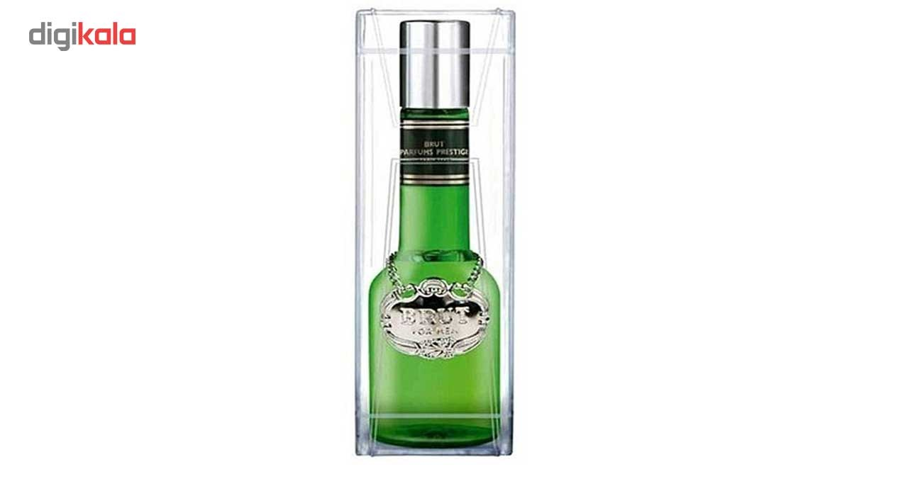 img ادو تویلت مردانه فابرگ مدل Brut حجم 100 میل Cartier Brut Eau De Toilette For Men 100 ml