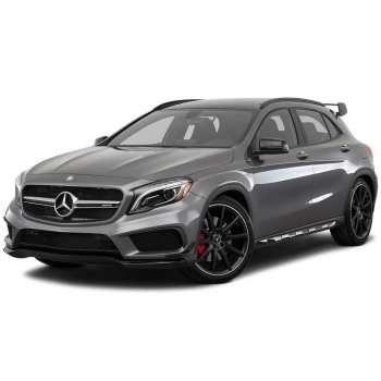 خودرو مرسدس بنز GLA 45 AMG اتوماتیک سال 2017 فول آپشن