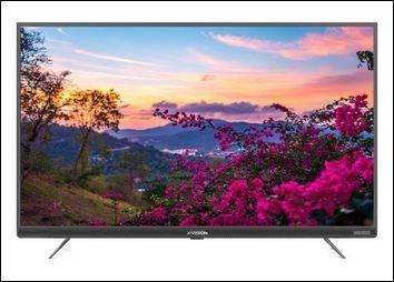 تصویر تلویزیون هوشمند ایکس ویژن مدل 55XTU725 سایز 55 اینچ XVISION SMART TV 4K 55XTU725