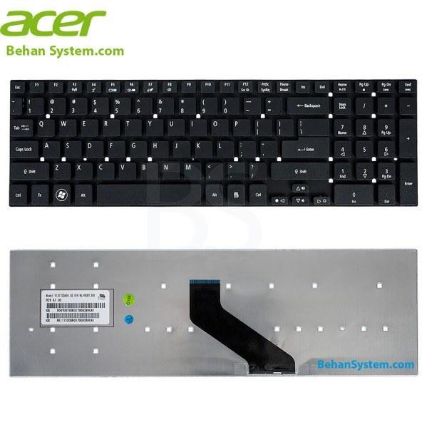 تصویر کیبورد لپ تاپ Acer Aspire V3-572 / V3-572G / V3-572P / V3-572PG