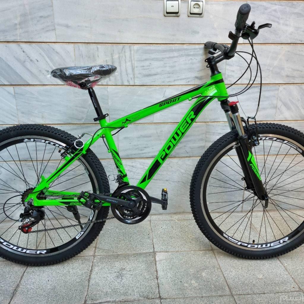 دوچرخه  الومینیوم سایز 26