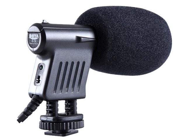 میکروفون دوربین بویا Boya BY-VM01