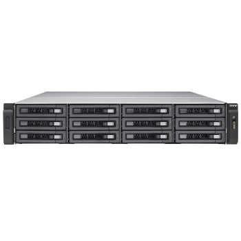 ذخیره ساز تحت شبکه کیونپ مدل TES-1885U-D1521 8GR | Qnap TES-1885U-D1521 8GR NAS