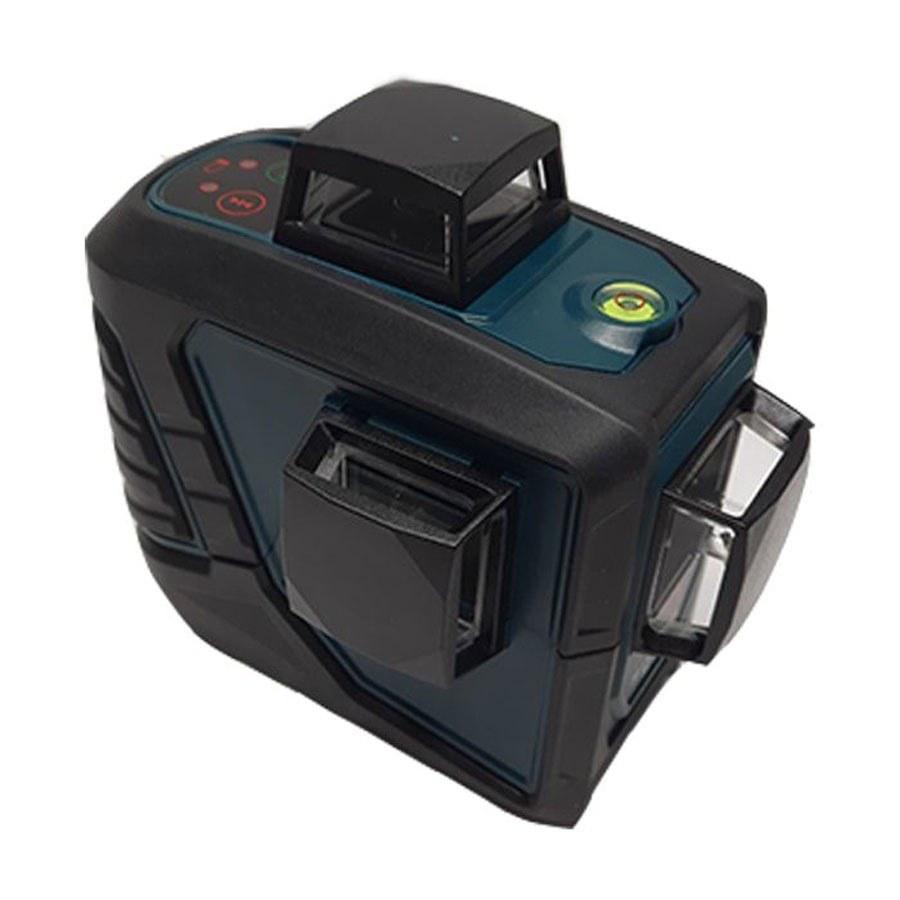 تصویر تراز لیزری 360 درجه سه بعدی رونیکس مدل RH-9537 ا بهمراه باتری لیتیوم شارژی بهمراه باتری لیتیوم شارژی
