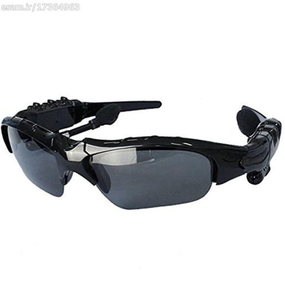عینک آفتابی و هدفون بی سیم (بلوتوثی) مدل FASHION