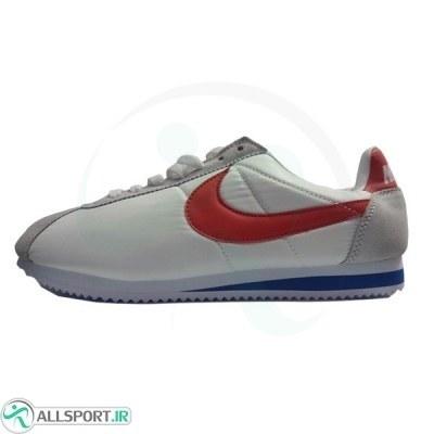 کتانی رانینگ مردانه نایک کورتز سفید Nike Cortez