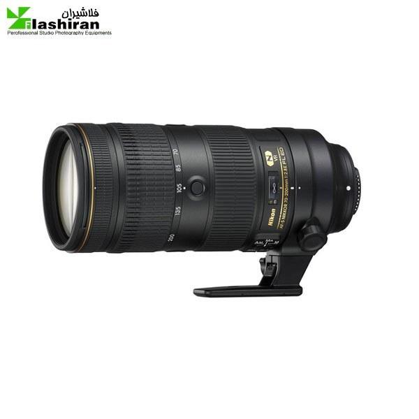 لنز نیکون مدل AF-S NIKKOR 70-200mm f/2.8G ED VR II | Nikon AF-S NIKKOR 70-200mm f/2.8G ED VR II Lens