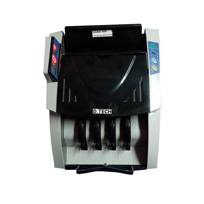 تصویر دستگاه اسکناس شمار مدل 600 دیتک 600 Ditek banknote counter