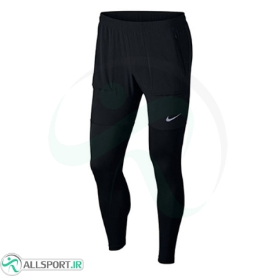 شلوار مردانه نایک Nike Running hybrid joggers in black AA4199-010