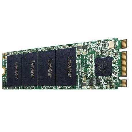 Lexar NM100 M.2 2280 SATA III SSD - 256GB