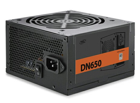 image پاور دیپ کول مدل دی ان 650 پاور دیپ کول DN650 80 PLUS Power Supply