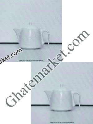 تصویر قوری دم آور چای ساز پارس خزر