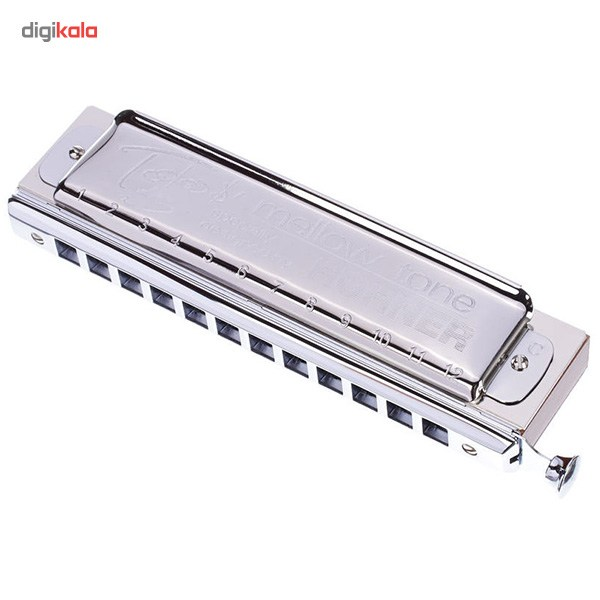 img سازدهني کروماتيک هوهنر مدل TOOTS MELLOW TONE Hohner Chromatic TOOTS MELLOW TONE Harmonica