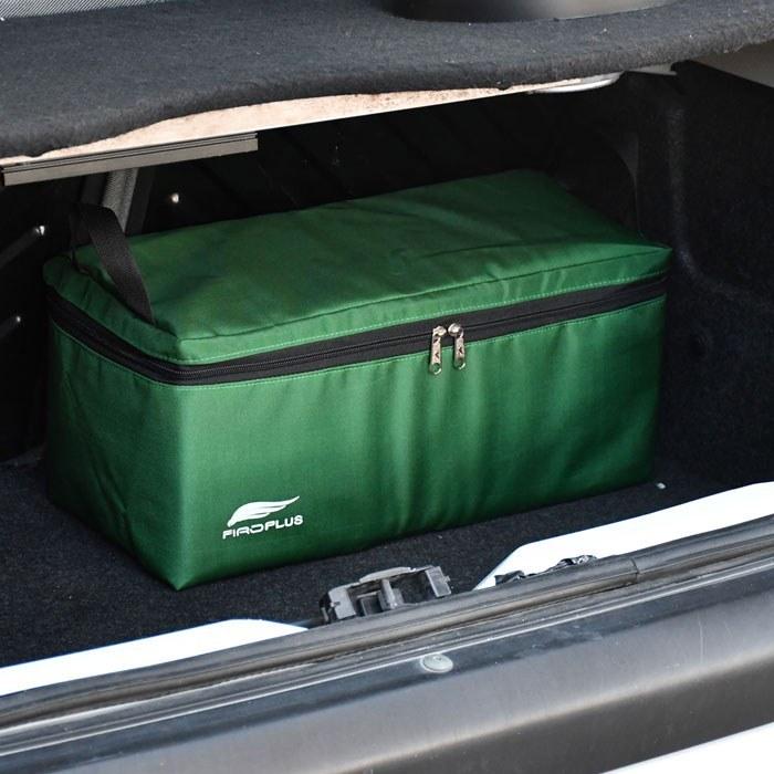 تصویر جعبه نظم دهنده صندوق عقب خودرو فیرو پلاس کد 114