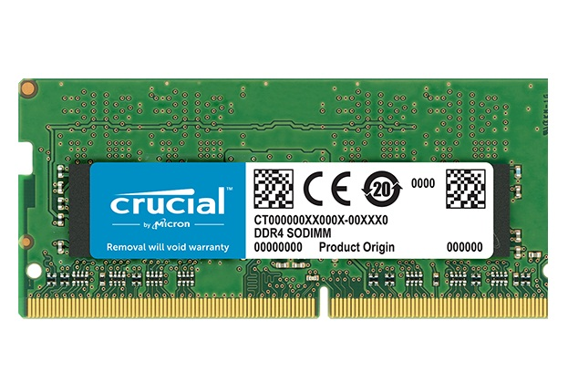 main images رم لپ تاپ کروشال CT8G4SFS8266 8GB DDR4 2666 SODIMM