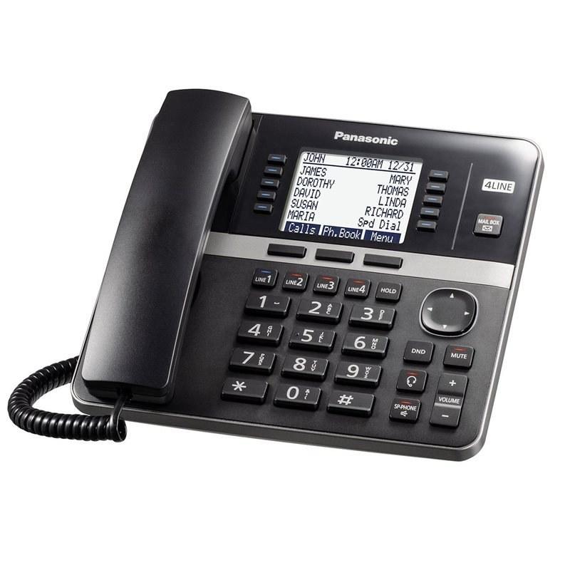 تصویر تلفن پاناسونیک مدل KX-TGW420