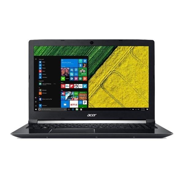 تصویر لپ تاپ ایسر 15اینچی مدل Acer Aspire A715 : Ci7-9750H/16G /1T+256SSD /4GB-GTX1650