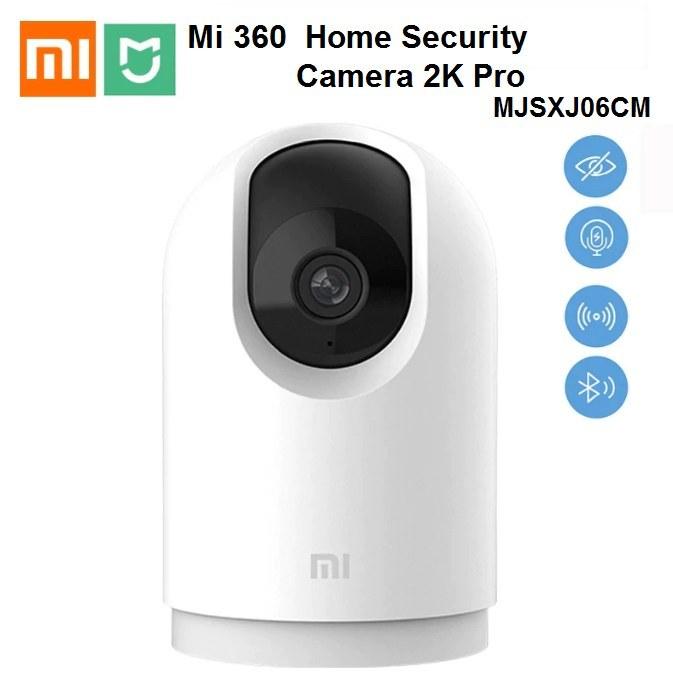 تصویر دوربین تحت شبکه 360 درجه شیائومی مدل 2K Pro Mi 360° Home Security Camera 2K Pro