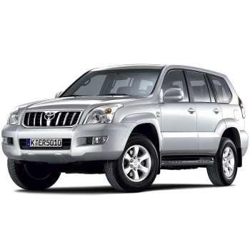 خودرو تویوتا Prado GX اتوماتیک سال 2008 | Toyota Prado GX 2008 AT