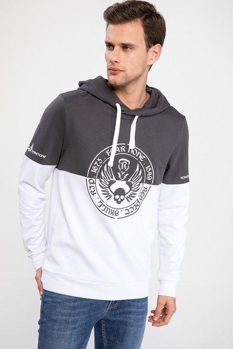 سویی شرت و هودی مردانه دیفکتو   سویی شرت و هودی دیفکتو با کد J1976AZ18CWAR110