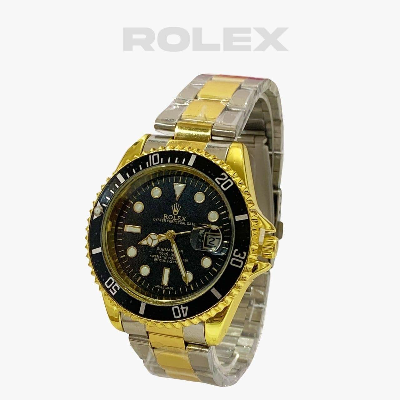 تصویر ساعت مچی مردانه Rolex