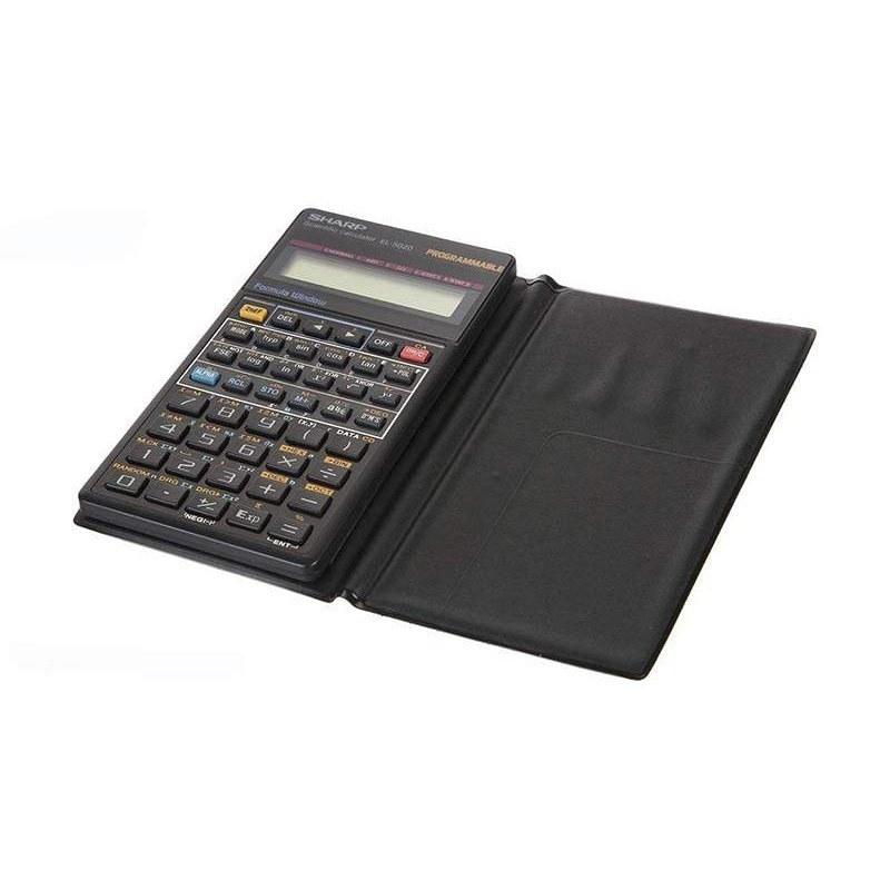 تصویر ماشین حساب مدل EL-5020 شارپ Sharp EL-5020 Calculator