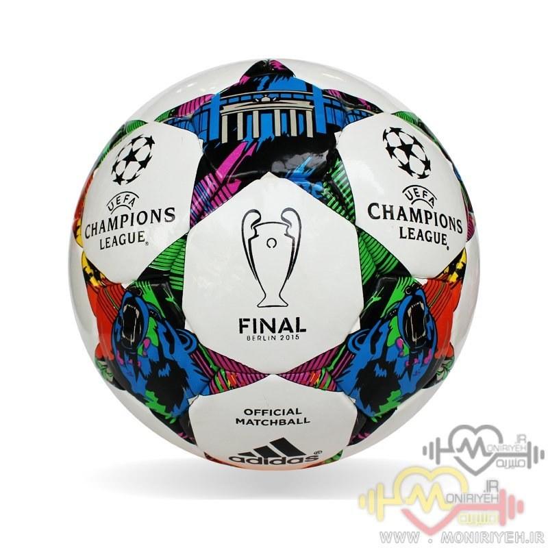 تصویر توپ فوتبال دوختی پاکستانی اورجینال UEFA Champions League