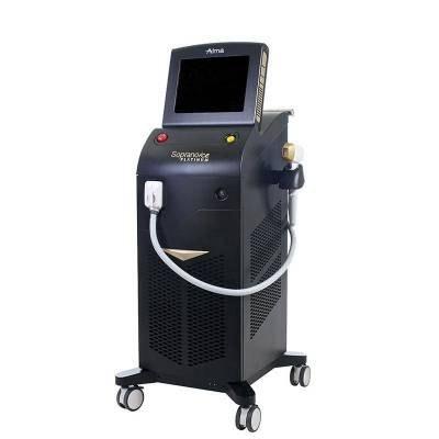 تصویر دستگاه لیزر موهای زائد Alma Soprano Ice Platinum