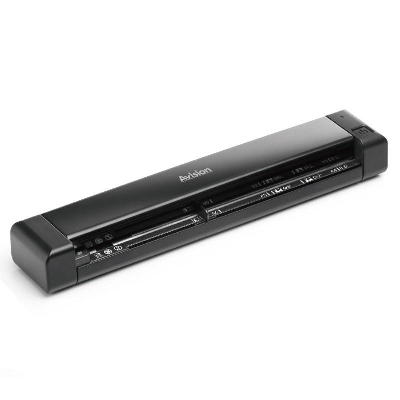 تصویر اسکنر قابل حمل ای ویژن مدل scanQ Avision scanQ Portable Scanner