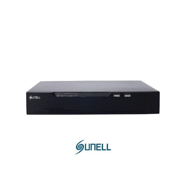 تصویر دستگاه ان وی آر (NVR) سانل مدل SN-NVR2508E1-P8
