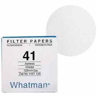 کاغذ صافی آزمایشگاه وات من مدل W125 |