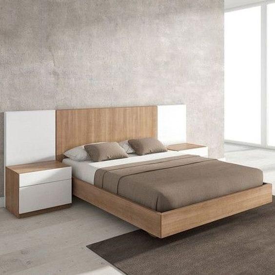 تخت خواب دونفره دوریندو مدل آرنیکا |