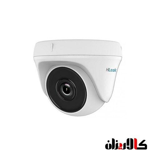 تصویر دوربین مداربسته دام های لوک مدل THC-T110-P 1 MP high-performance CMOS, 1280 × 720 resolution, 2.8 mm, 3.6 mm, 6 mm fixed focal lens, Day/Night switch, EXIR 2.0, smart IR, up to 20 m IR distance, 4 in 1 video output (switchable TVI/AHD/CVI/CVBS), Switchable TVI/AHD/CVI/CVBS. Pelastic case